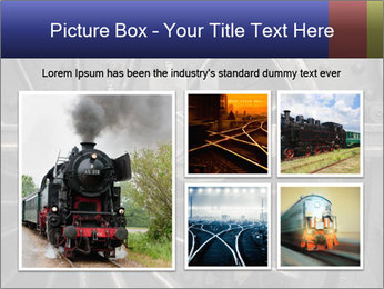 Old Locomotive PowerPoint Templates - Slide 19