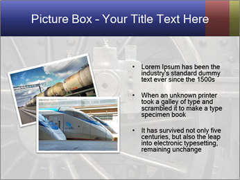 Old Locomotive PowerPoint Templates - Slide 20