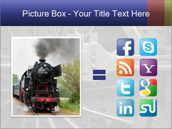 Old Locomotive PowerPoint Templates - Slide 21
