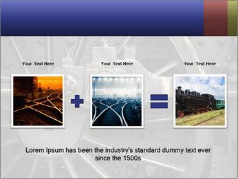 Old Locomotive PowerPoint Templates - Slide 22