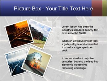 Old Locomotive PowerPoint Templates - Slide 23