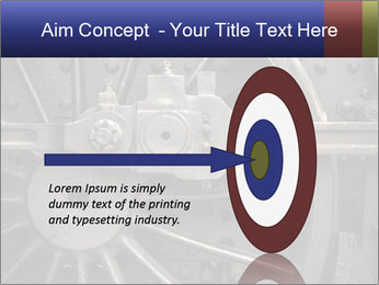 Old Locomotive PowerPoint Templates - Slide 83