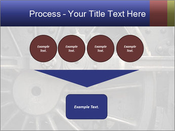 Old Locomotive PowerPoint Templates - Slide 93