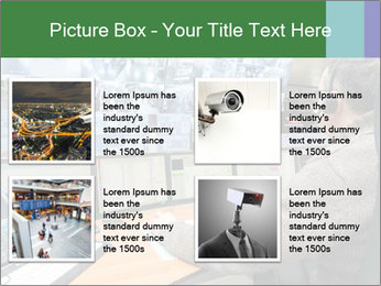 Security Room PowerPoint Templates - Slide 14