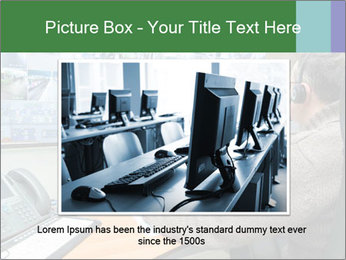 Security Room PowerPoint Templates - Slide 16