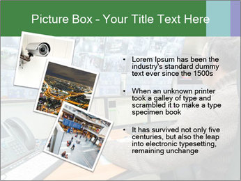 Security Room PowerPoint Templates - Slide 17