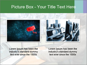 Security Room PowerPoint Template - Slide 18
