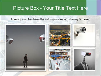 Security Room PowerPoint Template - Slide 19