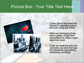 Security Room PowerPoint Templates - Slide 20