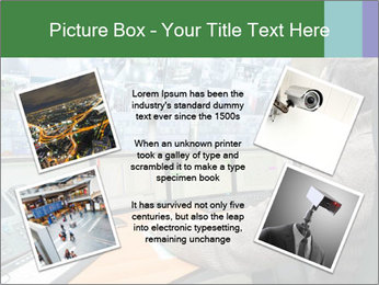 Security Room PowerPoint Template - Slide 24