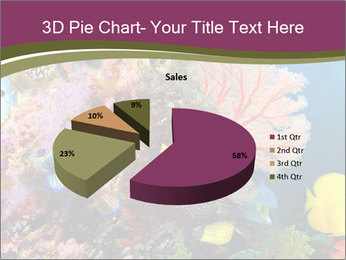 Colorful Corals PowerPoint Template - Slide 35
