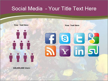 Colorful Corals PowerPoint Template - Slide 5