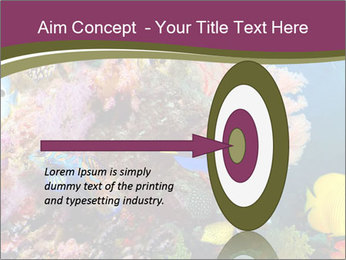 Colorful Corals PowerPoint Templates - Slide 83