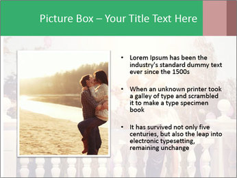 Retro Style Wedding PowerPoint Template - Slide 13