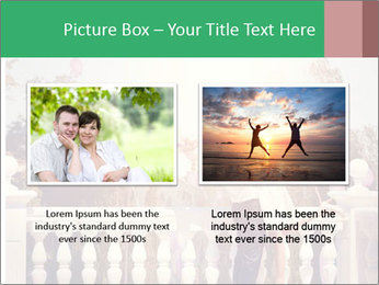 Retro Style Wedding PowerPoint Template - Slide 18