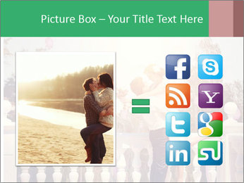 Retro Style Wedding PowerPoint Template - Slide 21