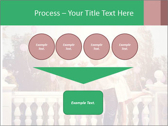 Retro Style Wedding PowerPoint Template - Slide 93