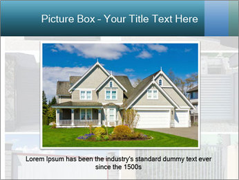 Protective House Gate PowerPoint Template - Slide 15