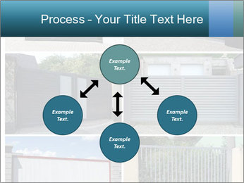 Protective House Gate PowerPoint Template - Slide 91