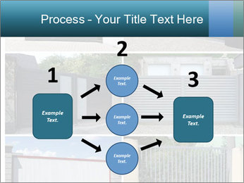 Protective House Gate PowerPoint Template - Slide 92