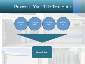 Protective House Gate PowerPoint Template - Slide 93
