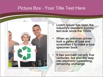Bright Recycling Sign PowerPoint Template - Slide 13