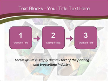 Bright Recycling Sign PowerPoint Templates - Slide 71