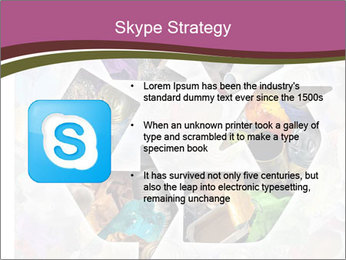 Bright Recycling Sign PowerPoint Template - Slide 8