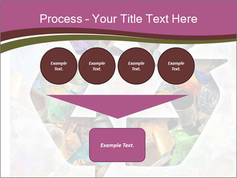 Bright Recycling Sign PowerPoint Template - Slide 93