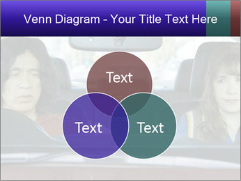 Mother And Daughter In Car PowerPoint Template - Slide 33