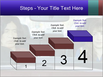 Mother And Daughter In Car PowerPoint Templates - Slide 64