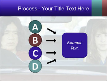 Mother And Daughter In Car PowerPoint Templates - Slide 94