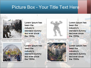 Maidan In Kyiv PowerPoint Template - Slide 14