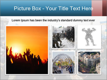 Maidan In Kyiv PowerPoint Template - Slide 19