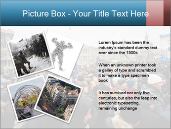 Maidan In Kyiv PowerPoint Template - Slide 23