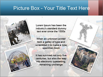 Maidan In Kyiv PowerPoint Template - Slide 24