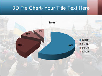 Maidan In Kyiv PowerPoint Template - Slide 35