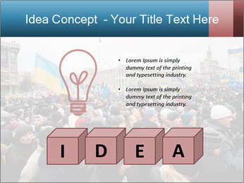 Maidan In Kyiv PowerPoint Template - Slide 80