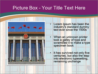 Historic Building PowerPoint Template - Slide 13