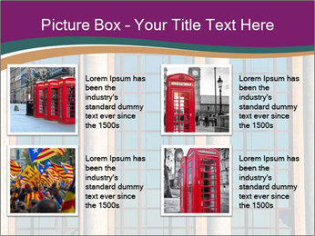 Historic Building PowerPoint Template - Slide 14