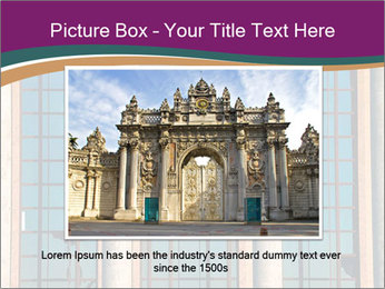Historic Building PowerPoint Template - Slide 15