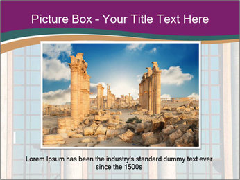 Historic Building PowerPoint Template - Slide 16