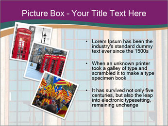 Historic Building PowerPoint Template - Slide 17