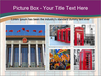 Historic Building PowerPoint Template - Slide 19