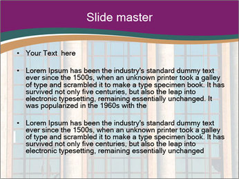 Historic Building PowerPoint Template - Slide 2
