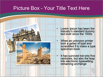 Historic Building PowerPoint Template - Slide 20