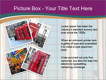 Historic Building PowerPoint Template - Slide 23