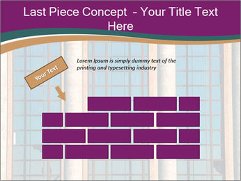 Historic Building PowerPoint Template - Slide 46