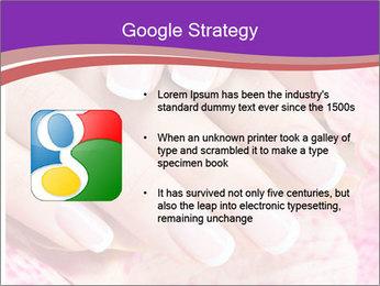 Closeup Manicur PowerPoint Template - Slide 10