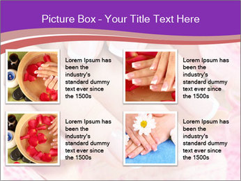 Closeup Manicur PowerPoint Templates - Slide 14